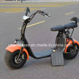 Remove Battery Harley Citycoco 1000W Electric Scooter Motorbike with Ce pictures & photos