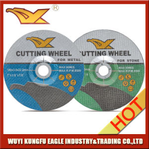 High Quality 7 Inch Inox Cutting Disc/Cutting Wheel pictures & photos