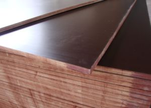 Film Faced Plywood, Marine Plywood, Shuttering Plywood 1220X2440X5-21mm pictures & photos