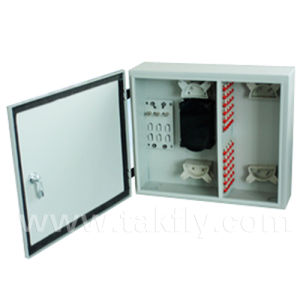 12-48 Core Outdoor Wall Mounting ODF/Fiber Optical Distribution Box pictures & photos