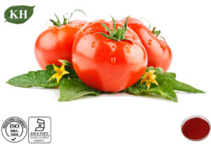 Natural High Quality Tomato Extract 1%~20% Lycopene pictures & photos