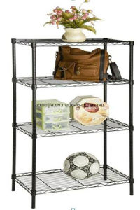 Metal Wire Display Exhibition Storage Shelving for Norway Shelf pictures & photos