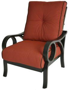 Outdoor Patio Garden Cast Aluminum Furniture pictures & photos