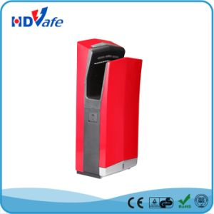 GS RoHS Certified Dual Jet Air High Speed Automatic Hand Dryer for Hotel Washroom Toilet Drier pictures & photos