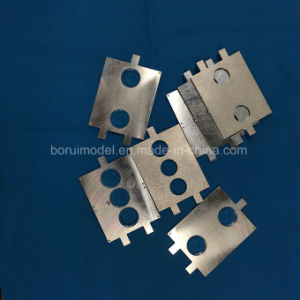 Custom Made CNC Machining Aluminum Spare Parts pictures & photos