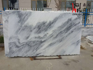 Natural Chinese Landscape Painting Marble Slab for Flooring Tiles and Wall Tiles pictures & photos