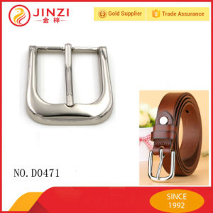 Fashion Custom Metal Belt Buckles for Handbag Hardware pictures & photos