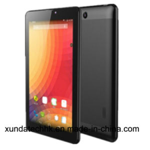 3G Tablet PC Quad Core CPU Android 4.4 OS 7 Inch Ax2 pictures & photos