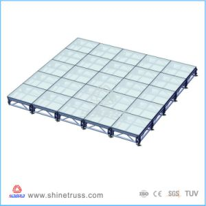 Aluminum Portable Stage Mobile Decent Stage pictures & photos