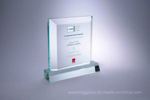 Crystal Glass Trophy for Souvenir for Decoration pictures & photos
