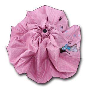 Customer Print 3folding Umbrella for Girl pictures & photos