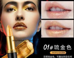Oushid Color Sensational The Creamy Matte Lipstick 4 Color Cosmetic Lip Stick pictures & photos