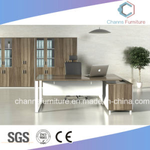 Modern Furniture Light Color Manager Desk Office Table pictures & photos