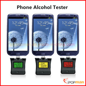 2 in 1 Alcohol Tester Breath Analyzer Alcohol Breathalyzer Sensor pictures & photos