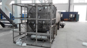 Good Quality Stainless Steel Low-Middle Pressure 3000L Lox, Lin Lar Cryogenic Storage Tank pictures & photos