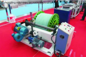 Rvs Cable Pair Twist Bunching Machine pictures & photos