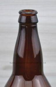 660ml Brown Glass Beer Bottles, Beverage Bottles pictures & photos