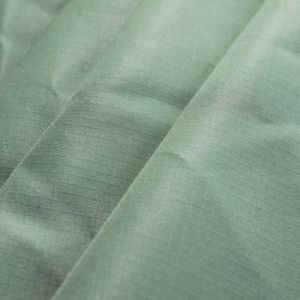 240t 100% Polyester Check Pongee Coated Fabric for Garment pictures & photos