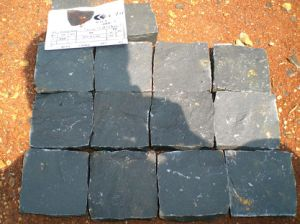 Paving, Natural Split Granite, Cobble Paving Stone, Kerbstone pictures & photos