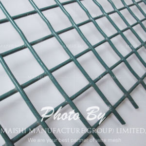 Green Color Welded Wire Mesh pictures & photos