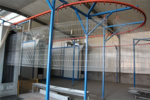 Galvanized Powder Coated Safety Mesh Fence Used for Residentail Building (XMS9) pictures & photos