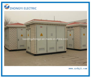Combined Power Transmission Supply Distribution Transformer Substation pictures & photos