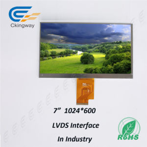 """7"""" 1024*600 Lvds Interface LCD Screen Module pictures & photos"""