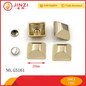 All Kinds Zinc Alloy Rivet Trimming for Shoes and Leather Boots pictures & photos