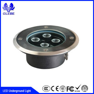 Round and Square Outdoor Lamp IP65 Waterproof for Garden Yard Floor LED Underground Light pictures & photos