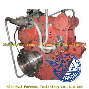 Hangzhou Advnace Hcq502/Hcq700/Hcq1000/Hcq1400/Hcq1600 Marine Reduction Transmisision Gearbox pictures & photos