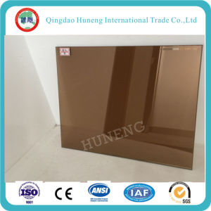 4-8mm Golden Bronze Tinted Float Glass pictures & photos