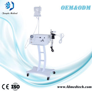 Water Oxygen Facial Machine Anti-Aging/Narrow Coarse Pores/Whitening Skin pictures & photos