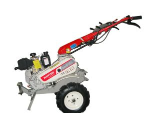 Kipor Mini Hand Rotary Tiller Cultivator Kdt610L pictures & photos