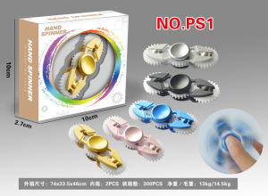 High Quality Hand Spinner Toy for Stress Relieve