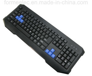 Wired USB Computer Keyboard for Multi-Language pictures & photos