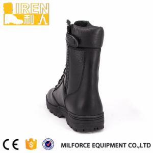 Lace up Black Military Combat Boots pictures & photos