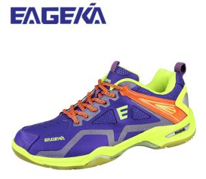 Wholesale 2017 Latest Eageka Brand Professional Badminton Shoes