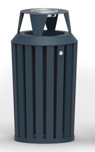 Outdoor Trash Bin for European Market with Good Quality (HW-532) pictures & photos