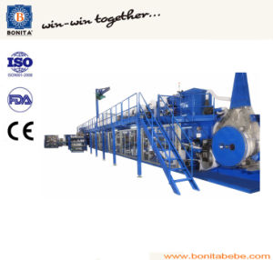 Full Servo Baby Diaper Making Machine