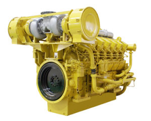 1500HP 1450rpm Jichai Marine Diesel Engine Dredger Boat Engine pictures & photos