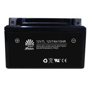 Mortorcycle Battery 12V7L (12V7AH) pictures & photos