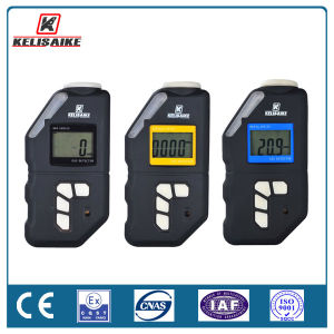 Personal Safety Monitor 0-5%Vol Portable Methane Gas Detector pictures & photos