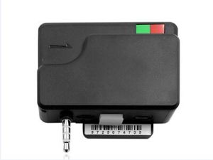 Ios/Android Sdk Mobile Magnetic ID Card Reader Headphone Jack Msr Chip Card Reader pictures & photos