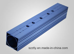 6000 Alloy Customized Precision Machining Aluminium/Aluminum Extrusion for Electronic Products pictures & photos