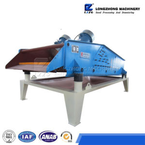 New Vibrating Screen Machine for Sand Dewatering with Vibrating Motor pictures & photos