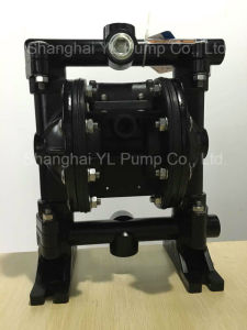 Food Grade Transfer Air Operated Diaphragm Oil Pump Alumiunm pictures & photos