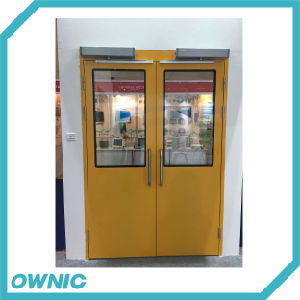 Belt and Road Project Sample! Automatic Swing Door pictures & photos