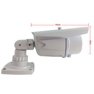 1080P High Resolution Motorized Zoom Infrared Bullet Security IP Underwater Camera pictures & photos