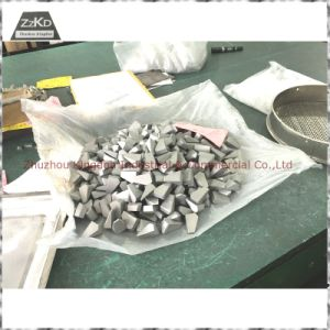 Pure Tungsten Sheet-Pure Tungsten Part pictures & photos