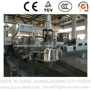 Waste PP Woven Bag Recycling Granulating Machine (ML130/SJ130) pictures & photos
